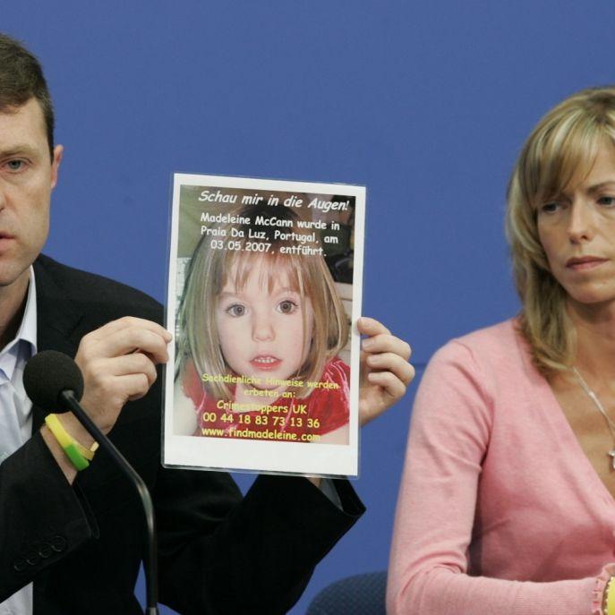Madeleines Vater schockt jetzt mit DIESEM Geständnis (Foto)