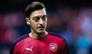 Mesut Özil ist aus der Nationalmannschaft zurückgetreten. (Foto)