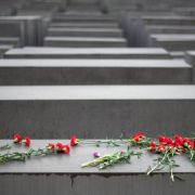 Auch das Holocaust-Mahnmal ist Teil des Anti-Nazi-Films der deutschen Botschaft. (Foto)