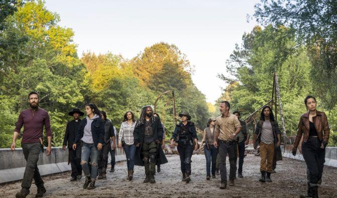 """The Walking Dead"" Staffel 9, Folge 1 im Stream"