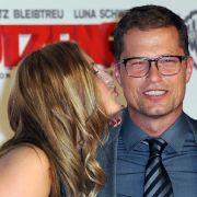 HIER küsst Til seine Tochter Lilli (20) wieder auf den Mund (Foto)