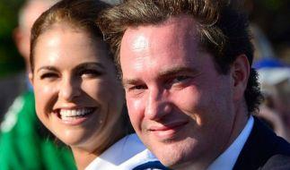 Prinzessin Madeleine von Schweden und Mann Christopher O'Neill sind mit ihrer Familie nach Florida umgezogen. (Foto)