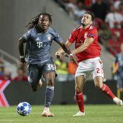 Renato Sanches führt die Bayern zum Sieg über Benfica (Foto)