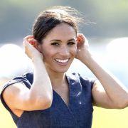 Erste Anzeichen! Ist Herzogin Meghan bereits schwanger? (Foto)