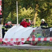 4 Kinder in den Niederlanden von Zug überrollt (Foto)