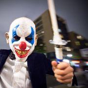 Schon wieder! Killer-Clowns verbreiten Angst und Schrecken (Foto)