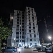 Baby und Mann stürzen aus Hochhaus in den Tod (Foto)