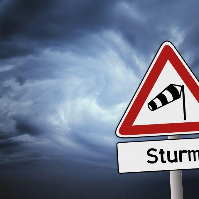 Vorsicht vor Wetter-Kapriolen! Wo tobt der erste Herbst-Orkan? (Foto)