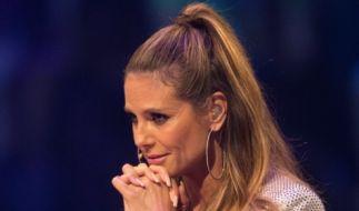 """Moderatorin und """"Model-Mama"""" Heidi Klum zittert: Ihrem Vater laufen die Models davon. (Foto)"""