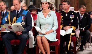 Prinz William wird für eine Woche allein nach Afrika reisen. (Foto)