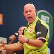 Michael van Gerwen (* 1989), Niederlande, aktiv seit 2003, Spitzname