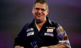 """Der Schotte Gary Anderson gehört als Darts-Profi mit dem Spitznamen """"The Flying Scotsman"""" zu der Elite seines Sports. (Foto)"""
