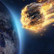 Kein Entrinnen! 44-Tonnen-Asteroid raste Richtung Erde (Foto)