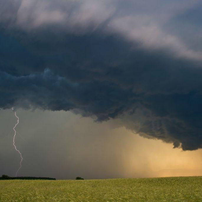 """Todesopfer und große Schäden durch Sturmtief """"Fabienne"""" (Foto)"""