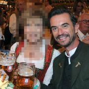 Ohne Helene Fischer! Doch mit IHR feierte Flori auf der Wiesn (Foto)