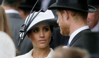 Prinz Harry unternahm eine geheime Reise ohne Herzogin Meghan. (Foto)