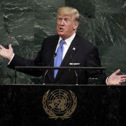 Trump unter Druck! Neuer Sex-Skandal erschüttert Washington (Foto)