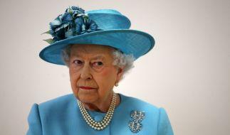 Queen Elizabeth II. ist über den neuesten Nacktskandal im Königshaus alles andere als erfreut. (Foto)
