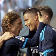 Triumphator Modric beendet Ronaldo-Messi-Epoche (Foto)