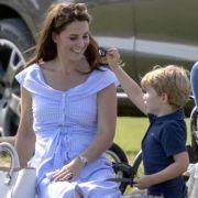 DAMIT lässt Prinz George Herzogin Kate vor Stolz fast platzen (Foto)