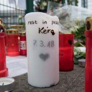 Fall der erstochenen Keira: Angeklagter Mitschüler schweigt (Foto)