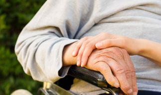 Eine Frau musste sterben, weil sie Demenz hatte. (Foto)