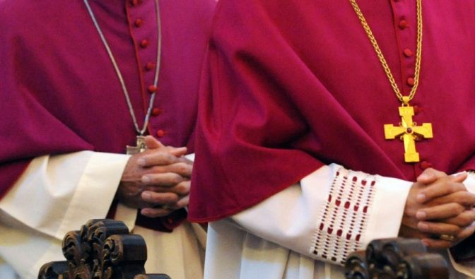 Missbrauchsstudieder Bischofskonferenz