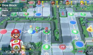 """""""Super Mario Party"""" kommt im Oktober auf die Switch. (Foto)"""