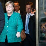 Unions-Fraktion stürzt Merkel-Vertrauten Kauder (Foto)