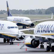 Fast 40 Prozent der Ryanair-Flüge in Deutschland abgesagt (Foto)