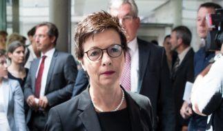 Die ehemalige BAMF-Chefin Jutta Cordt wechselt ins Innenministerium. (Foto)