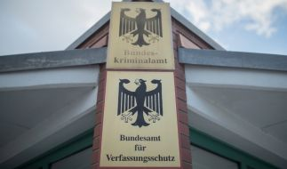 Dem Bundesamt für Verfassungsschutz steht der nächste Skandal ins Haus. (Foto)