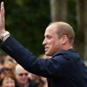 HIER vergnügt sich Prinz William jetzt OHNE Herzogin Kate (Foto)