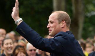 Prinz William macht sich in Afrika eine schöne Zeit - ohne seine Ehefrau Kate Middleton und die drei gemeinsamen Kinder. (Foto)