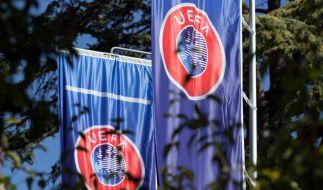 Die UEFA Fußball-Europameisterschaft 2024 wird heute vergeben. (Foto)
