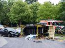 Tödlicher Unfall in Hamburg