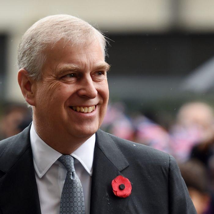 Mit wem kommt Prinz Andrew zur Hochzeit von Prinzessin Eugenie? (Foto)