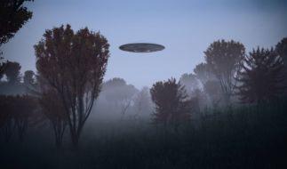 Wurde über Schottland ein UFO abgeschossen? (Foto)