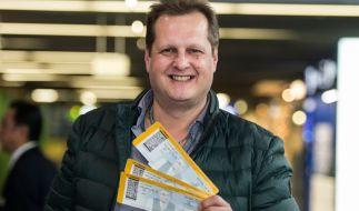 Jens Büchner hat schon neue Pläne für die Zukunft. (Foto)