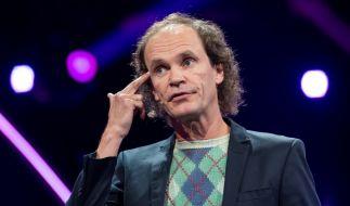 """Olaf Schubert bei der Verleihung des """"Deutsche Comedy Preises 2017"""". (Foto)"""