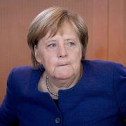 Merkel rutscht weiter ab! Kein politisches Vertrauen mehr (Foto)