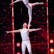 Guo dient für Zhangs Ballettkünste als Bühne.