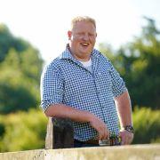 Der 30-jährige Bauer Niels aus Cuxhaven ist bei