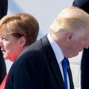 IHR vertrauen deutlich mehr Menschen als Trump (Foto)