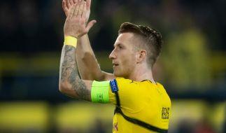 Die Dortmunder durften sich über ihren zweiten Champions-League-Sieg freuen. (Foto)