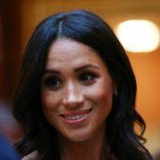 Ein Junge! Herzogin Meghan freut sich über Baby-News (Foto)