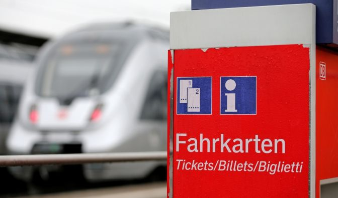 Bahn zieht Preise an