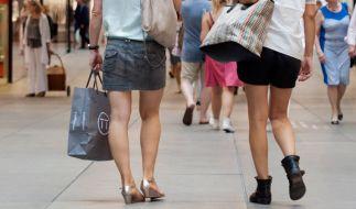 Sogar am Sonntag ist in einigen Städten Shopping möglich! (Foto)