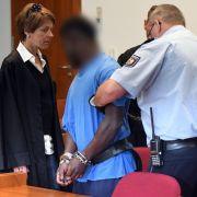 Niedrigere Strafe für Vergewaltiger einer Camperin (Foto)