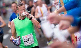 Am 7. Oktober findet der 22. Köln-Marathon statt. (Foto)